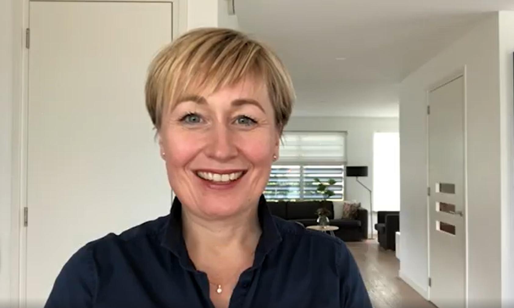 Hieke Postma   projectadviseur communicatie Omrin